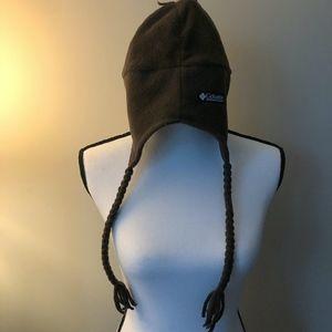 Columbia Brown Winter Hat